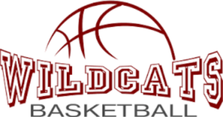 Wildcats Basketball Logo